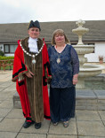Mayor and consort 2011