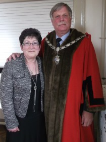 Mayor and Deputy Mayor, 2012