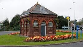 Pump House at Criterion Roundabout